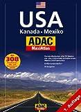 ADAC MaxiAtlas USA, Kanada, Mexiko