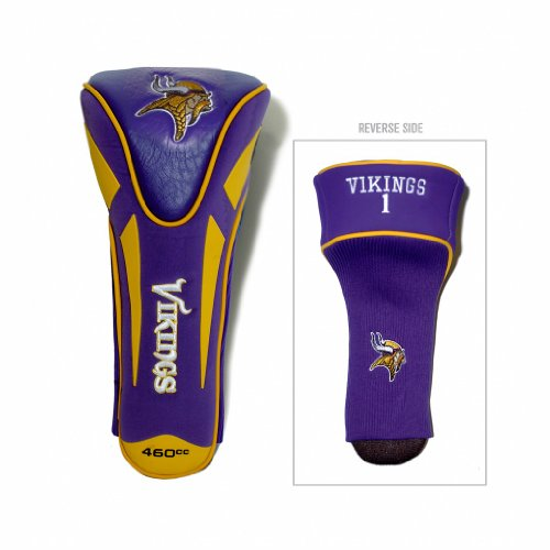 (Minnesota Vikings Single Apex Headcover)