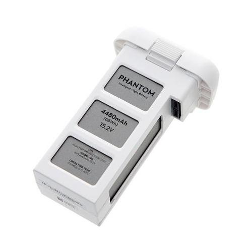 DJI Phantom 3 Intelligent Flight Battery - 4480mah - 23 Minute Flying Time - For the Phantom 3 Professional and Phantom 3 Advance