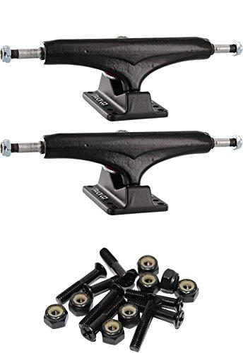 受け入れ日付豊富Gullwing Trucksシャドウ159 mm Wideスケートボードトラックwith 1
