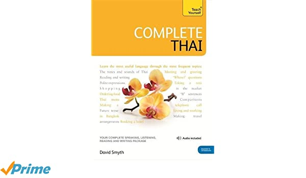 Amazon complete thai beginner to intermediate course learn to amazon complete thai beginner to intermediate course learn to read write speak and understand a new language teach yourself 9781444101911 david fandeluxe Image collections