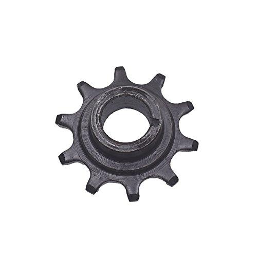 Clutch Drive Gear - JRL 10Tooth Clutch Gear Drive Sprocket 49cc/66cc/80cc Engine Parts Motorized Bicycle