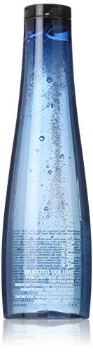 10 Oz Pure Volume Shampoo - Shu Uemura Muroto Volume Pure Lightness Shampoo for Fine Hair, 10 Ounce