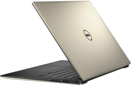 Dell XPS 13 rose gold laptop