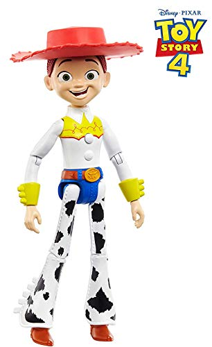 Jessie On Toy Story (Disney Pixar Toy Story True Talkers Jessie Figure,)