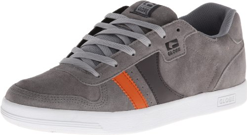 Encore Gray Globe Generation Skate Shoes orange Mid qAwxpBwR