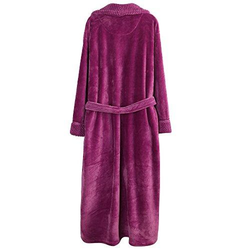 The 8 best women's robes plush long