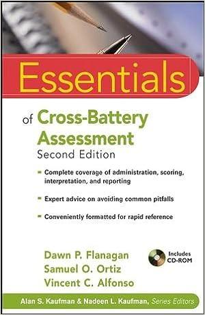 Amazon.com: Essentials of Cross-Battery Assessment (9780471757719 ...