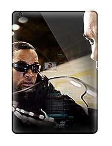 Hot Design Premium Tpu Case Cover Ipad Air Protection Case(i Robot Will Smith Movie) 2337835K50648339