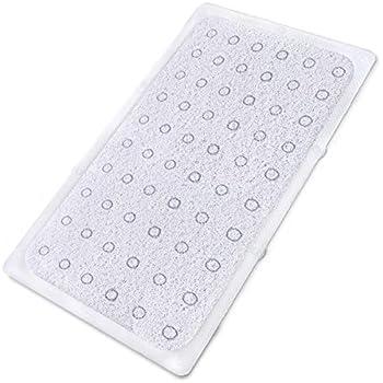Amazon Com Itsoft Non Slip Loofah Like Bathtub Shower Mat