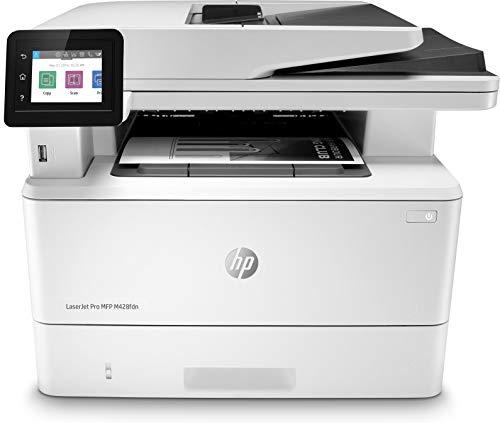 HP LaserJet Pro MFP M428fdn Laser 38 Seiten pro Minute, 1200 x 1200 DPI A4, Laserdrucker, schwarz/weiß, 1200 x 1200 DPI…