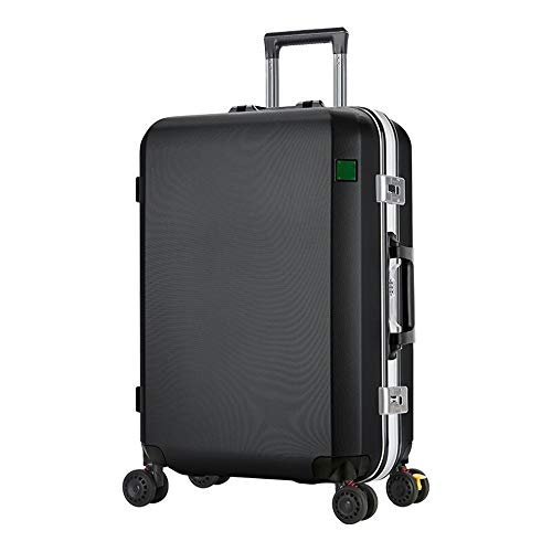 Crystalzhong Hard Shell Hand Luggage Suitcases Hardside Luggage with Spinner Wheels Travel Bussiness Carry-On Suitcases…