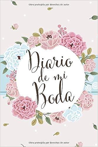 Diario de mi Boda: Amazon.es: Kq Art: Libros