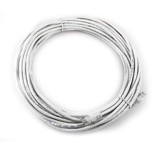50 ft CAT 5e LAN Network Ethernet Cable RJ 45 connector GTFS Fasmodel