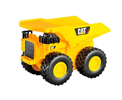 Toy State Caterpillar Push Powered Rev It Up Dump Truck