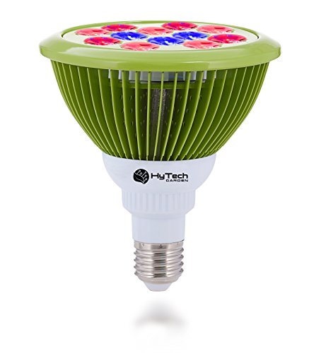 Indoor Garden And Lighting Hytech garden led grow light bulb for indoor gardening hydroponics previous workwithnaturefo