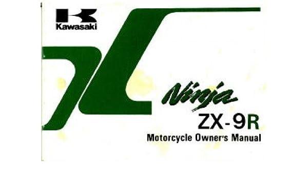 99920-1664-01 Used 1994 Kawasaki ZX900-B1 Ninja 900 ...
