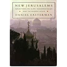 New Jerusalems by Daniel Easterman (1993-02-08)