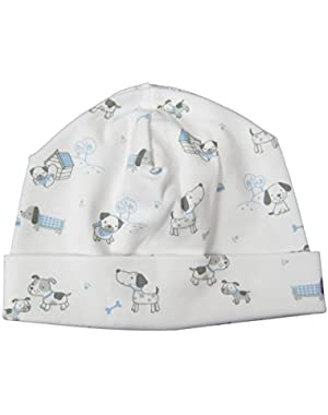 Baby-Boys Infant Dog's Day Out Print Footie