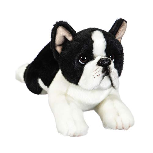 B. Boutique Boston Terrier Wildlife Adventures 12 inch Stuffed Plush ()