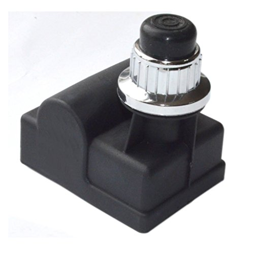 Onlyfire 14451 Universal Electric Silver Push Button