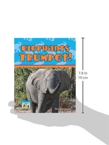 Elephants Trumpet! (Animal Sounds) by Brand: Sandcastle