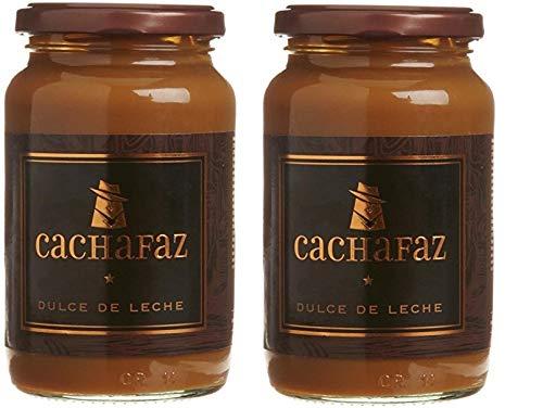 Cachafaz Dulce de Leche 450 gr. - 2 Pack/Milk Caramel Gluten Free 16oz. - 2 Pack