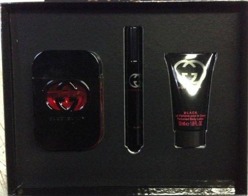63d74360e8e Amazon.com   Gucci Guilty Black Eau De Toilette Spray for Women