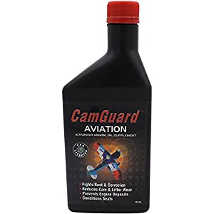 CamGuard Oil Additive (Aircraft) by ASL