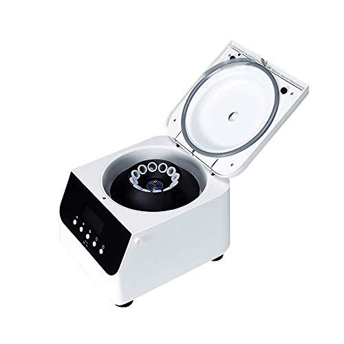 JIAWANSHUN PRP Centrifuge Machine for Blood Lab Centrifuge Machine for Serum/Fat Separator PRF Extractor 4000r/min 99min with Motor (10ml x 12, 110V)