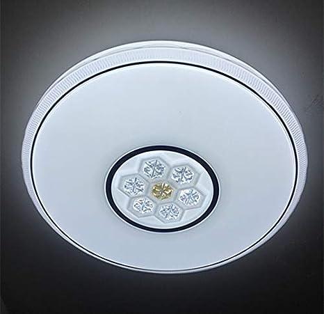 Plafón LED 72W Con Regulable y Cambiar la Temperatura de Color con Control Remoto Alta Luminosidad Lámpara de Techo (8920) ONSSI LED