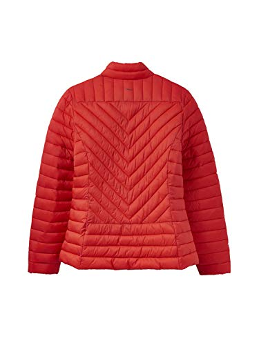 Joules Elodiepnt Coat Chevron Fitted Quilted Padded Womens aArqTwa