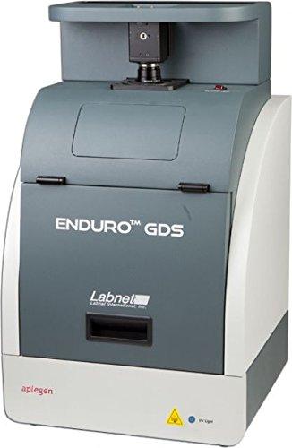 Labnet International GDS-12018 Labnet ENDURO Clear Gel Tray for GDS Gel Documentation System (Enduro Gel System)