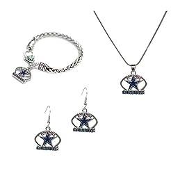 3PCS Silver Jewelry, a Set of Silver Jew...