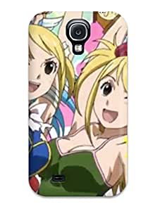 New Premium SGSSylc8080kfgyB Case Cover For Galaxy S4/ Fairy Tail Live Android Protective Case Cover
