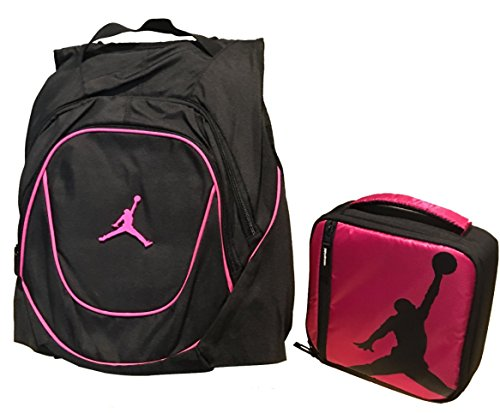 Air-Jordan-Jumpman-Kids-Backpack-Insulated-Lunch-Tote-Set