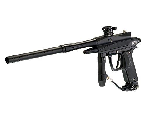 Azodin Kaos-D II Semi-Auto Paintball Marker Gun - Ninja Black