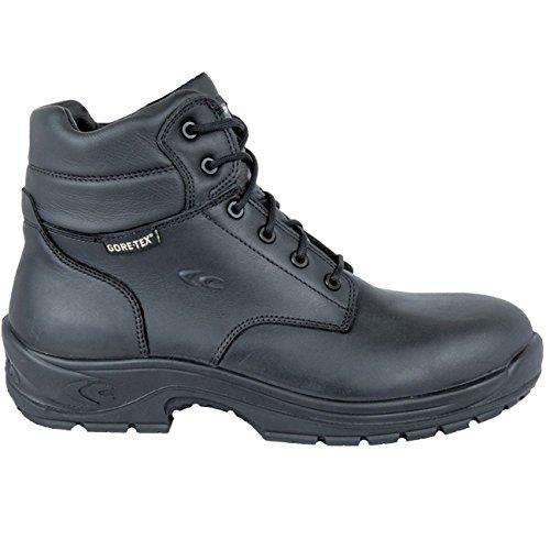 "Cofra 10220–000.w45Talla 45O2WR HRO SRC–Zapatillas de seguridad FO de ""Marine–Negro"