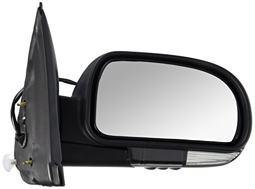 - OE Replacement Buick/Chevrolet/GMC Passenger Side Mirror Outside Rear View (Partslink Number GM1321350)