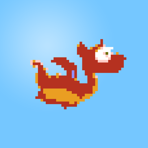 Dragon Flight: Flappy Bird Game For - Flappy City