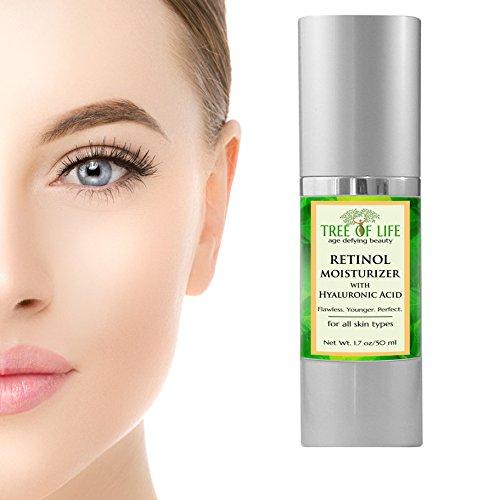 41ioOF0ELpL - Retinol Moisturizer Face Cream - Clinical Strength