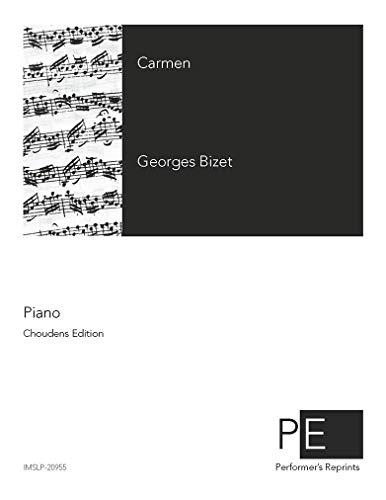 Carmen - For Piano solo (Bizet) - Score ()