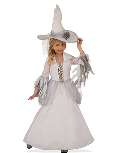 Rubies Costume Co White Witch Child Costume - Large ()