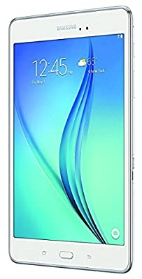 Samsung Galaxy Tab A SM-T350 16GB 8-Inch Tablet - White (Certified Refurbished)