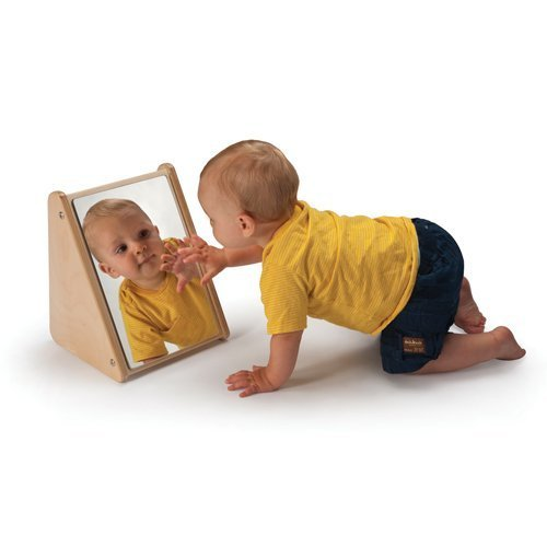 Peek-A-Boo Infant And Toddler Mirror
