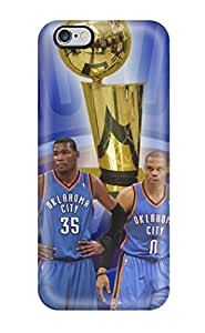 New Style 7320701K436505474 oklahoma city thunder basketball nba NBA Sports & Colleges colorful iPhone 6 Plus cases