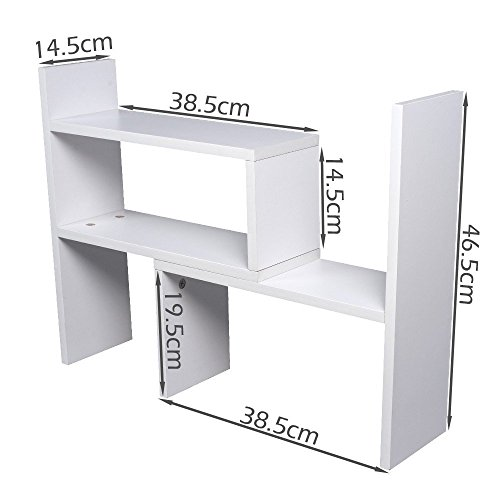 desktop bookcases pin bookcase simple small wood table bamboo bookshelf