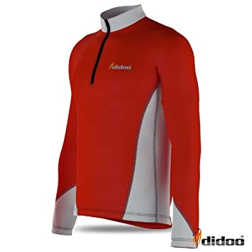 Didoo Mens Cycling Jersey New Long Sleeve Bike Top Outdoor Wear Sports  Biking Shirt 56e70e9a9