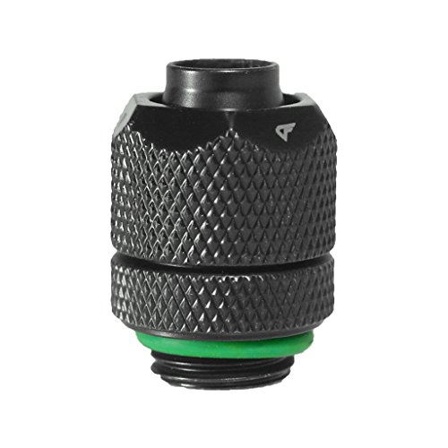 """Price comparison product image Nanoxia CF Compression Fitting G1 / 4 Male to 13 / 10 mm (G1 / 4"""" Male to 3 / 8"""") Tubes"""