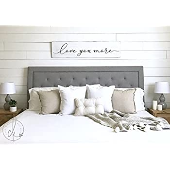 Amazon.com: WoodenSign sweet dreams sign master bedroom ...